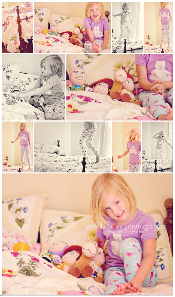 Caitlin bed collage 06192012 blog