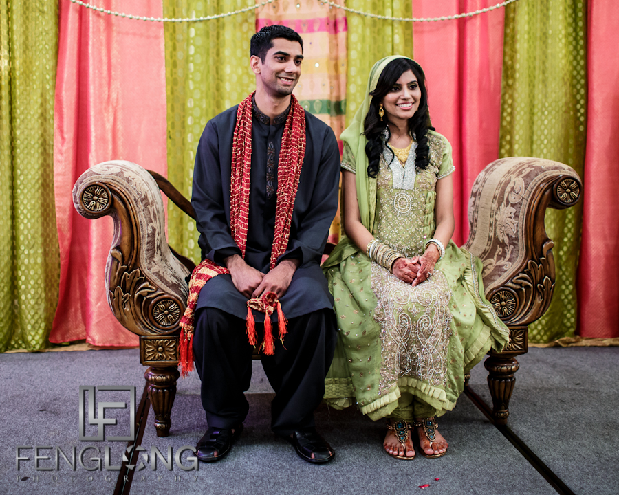 Ayesha ehtesham wedding