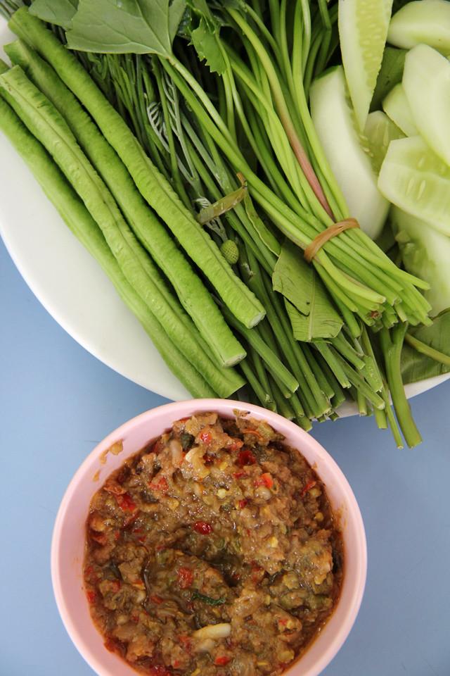 Tamarind chili sauce