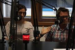 mil38: Entrevista en la radio. Nantes 20120625