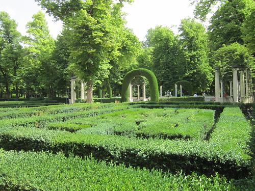 島の庭園/アランフェス王宮 2012年6月2日 by Poran111