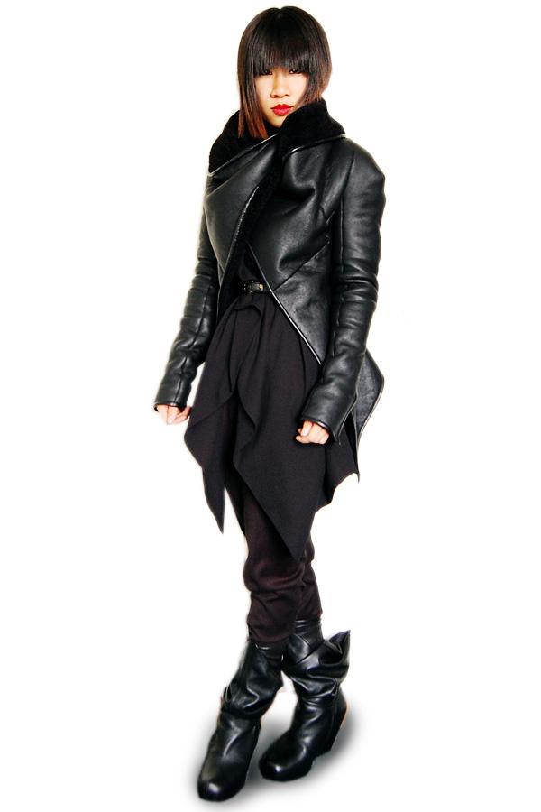 Gareth-Pugh-Leather-Jacket