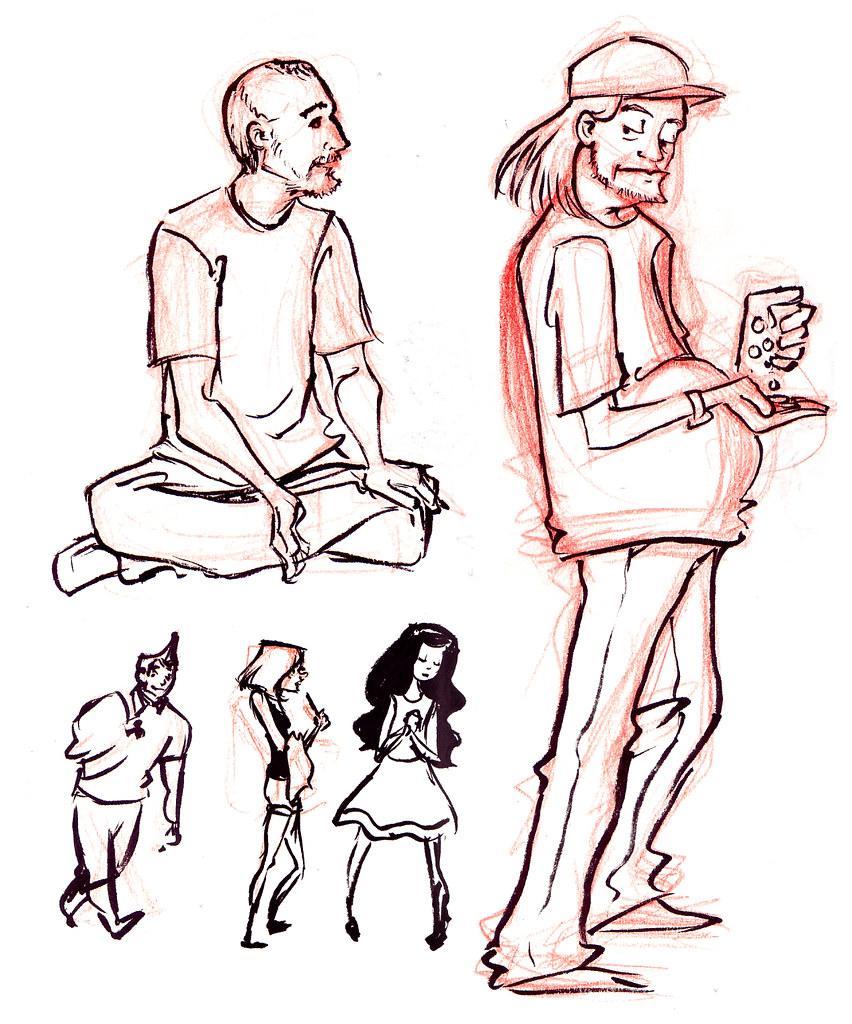 Elora's Sketchcan: July 2012