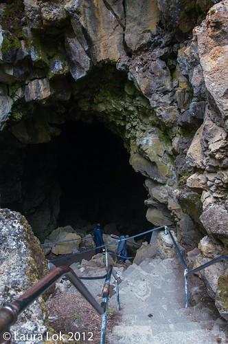 lava cave tube
