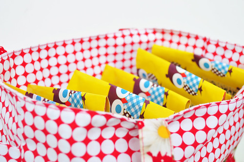 alle zakjes in een zak