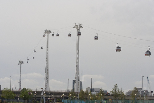 Cable Cars in action