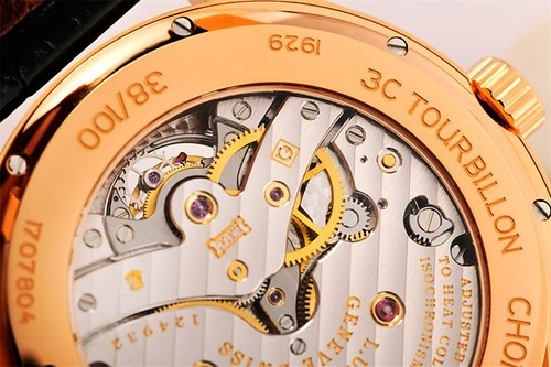Review: Chopard L.U.C Triple Certification Tourbillon