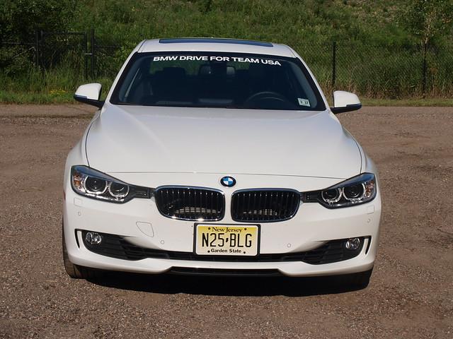 2012 BMW 328i 1