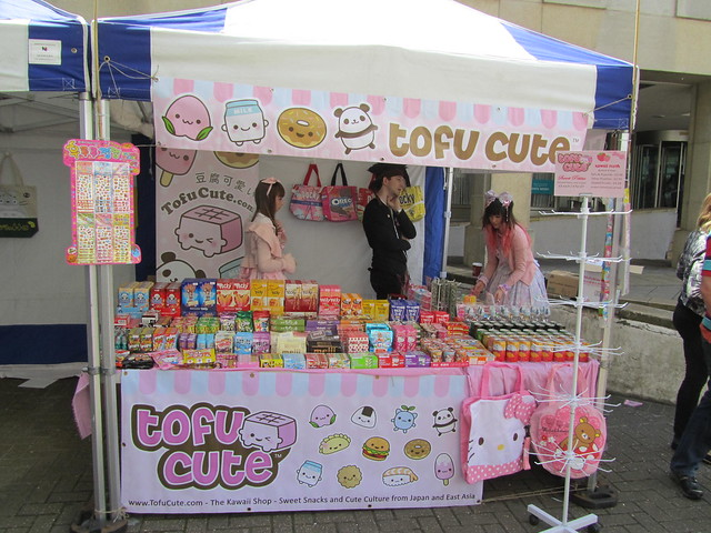 Tofu Cute, Brighton Japan Festival 2012