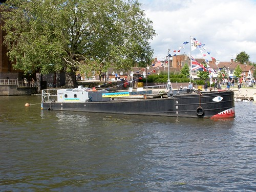 Stratford-Upon-Avon River Festival P6300014