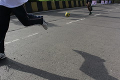 Football Marathon 2012 shot by Marziya Shakir 4 year old by firoze shakir photographerno1