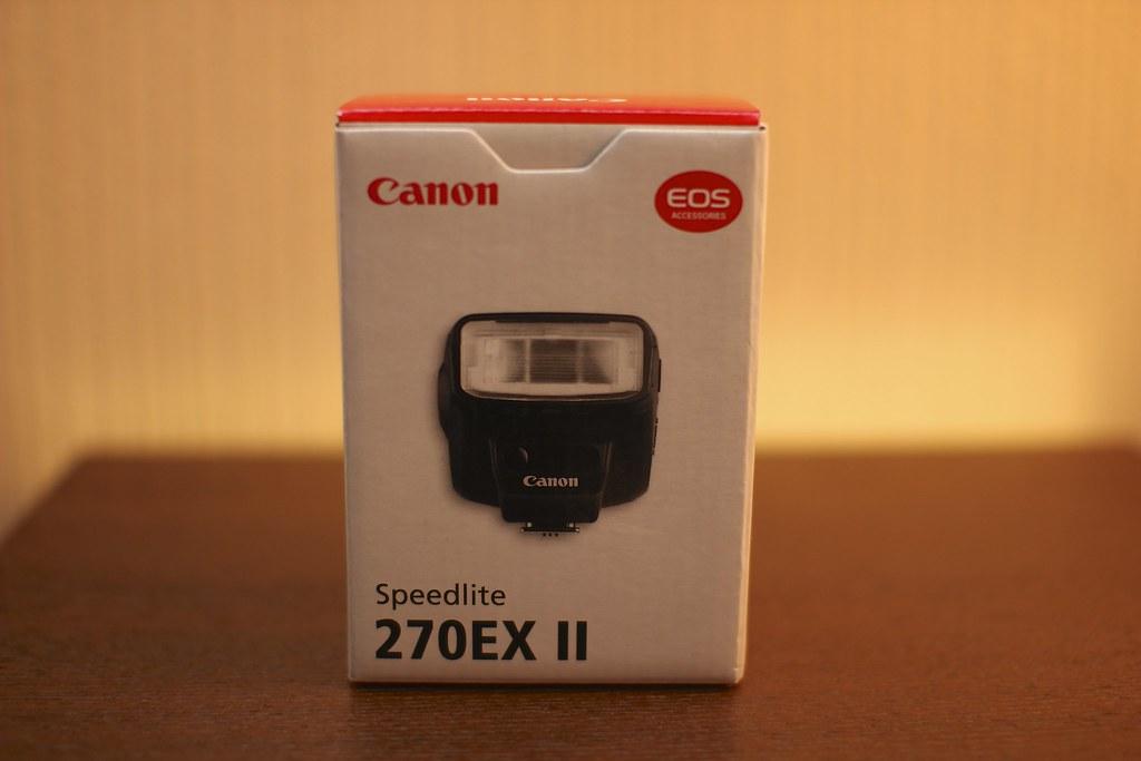 Canon Speedlite 270EX Ⅱ
