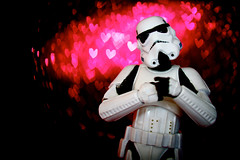 [Free Images] Objects, Toys, Dolls, Star Wars, Stormtrooper, Heart ID:201207061800