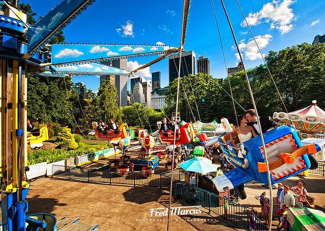 Photo Shoot At Victorian Gardens Amusement Park Flickr Photo Sharing