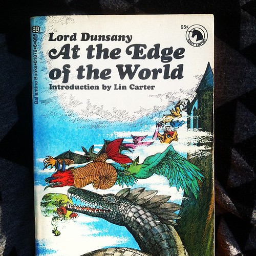 Lord Dunsany's At The Edge of the World