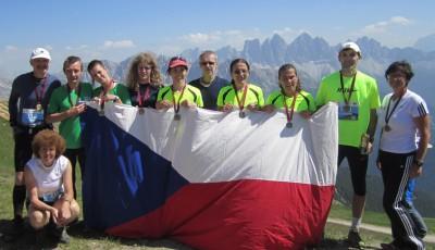Brixen Dolomiten Marathon. Ilona Bajerová: Dám té hoře na frak