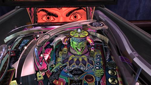 The Pinball Arcade: Cirqus Voltaire