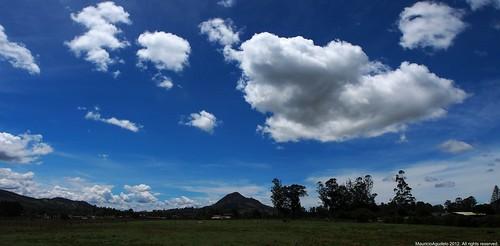 sky cloud paisaje cerro cielo could nube montain