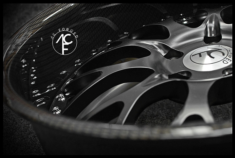 AC Forged 313 carbon fiber