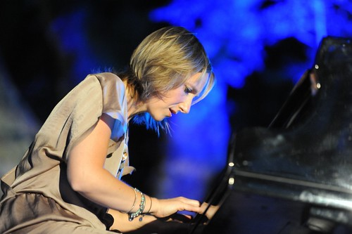 Perrine Mansuy Quartet 'Vertigo Songs' @Domaine de Fontblanche By McYavell - 120706 (23)