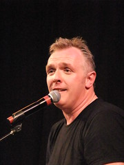 Greg Davies at the Udderbelly