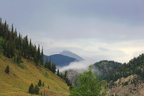 morning mist fog colorado day vail frisco coppermountain interstate70