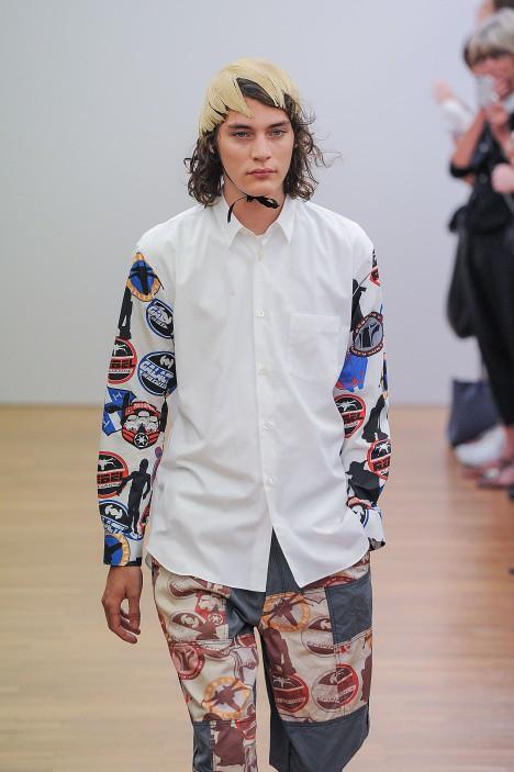 Jaco van den Hoven3344_SS13 Paris Comme des Garcons Shirt(fmag)