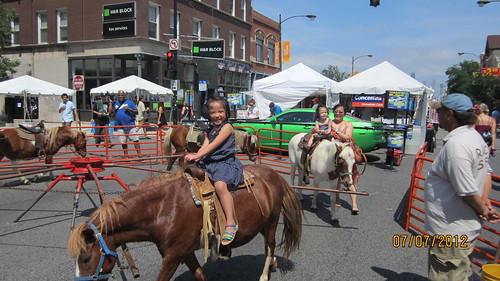 Razz Pony Ride