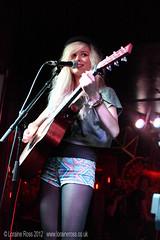 Nina Nesbitt @ Electric Circus, Edinburgh 28/04/2012