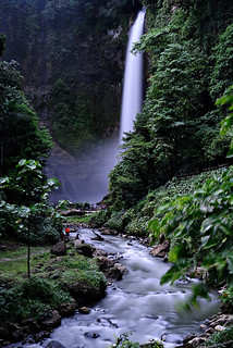 Hikong Bente (Falls 2), Lake Sebu, South Cotabato