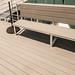 Upper Deck Seating | www.martindocksinc.com