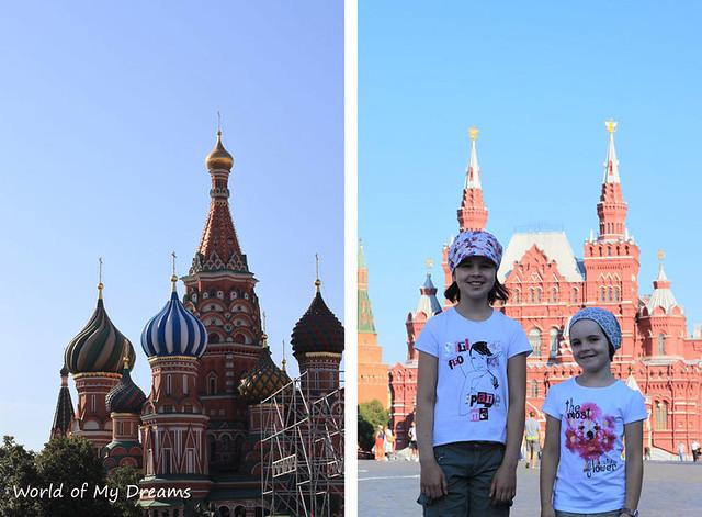 Kremlin. Morning