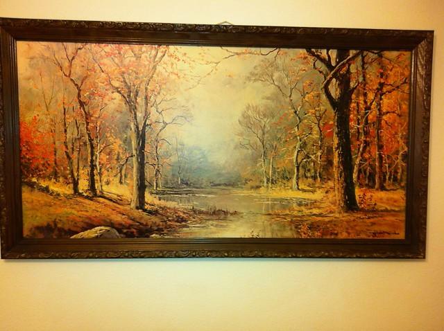 Value Of Paintings By Robert Wood