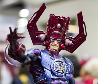 Awesome Galactus figurine