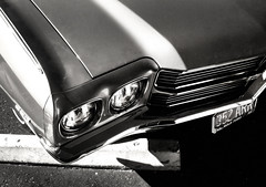 [Free Images] Transportation, Cars, General Motors, Chevrolet Chevelle, Black and White ID:201207220000