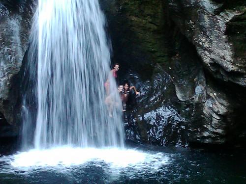 Bingham Falls by Cherih87