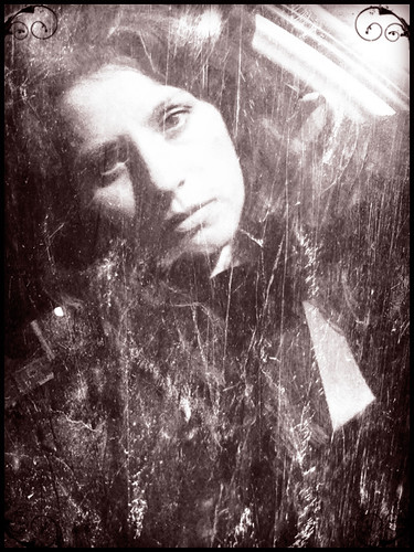 Self Portraits: 195-366 Vintage image by Abigail Harenberg