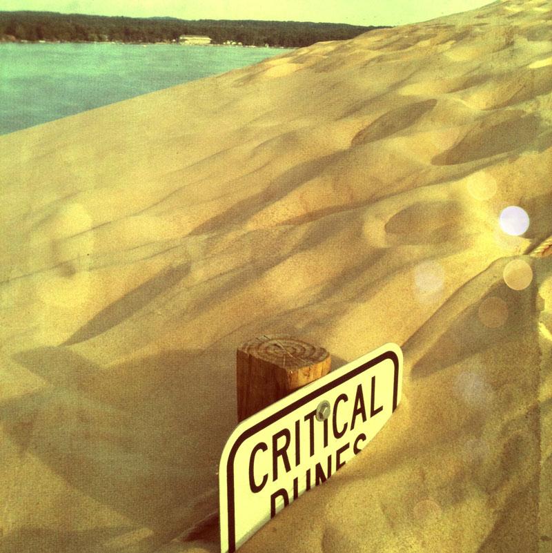 critical dunes