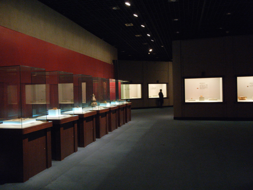 Gold Crafts - Liaoning (Province) Museum in Shenyang, China _ 9504