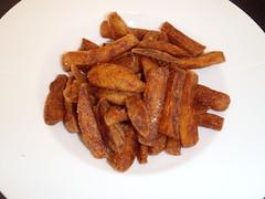 Hjemmelavede pomfritter