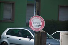 "Signalisation "" Pollution Interdite """