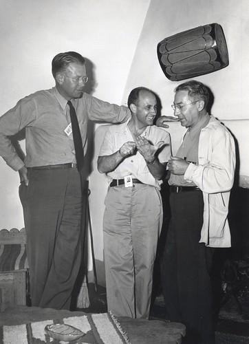 Lawrence Fermi and Rabi PUB