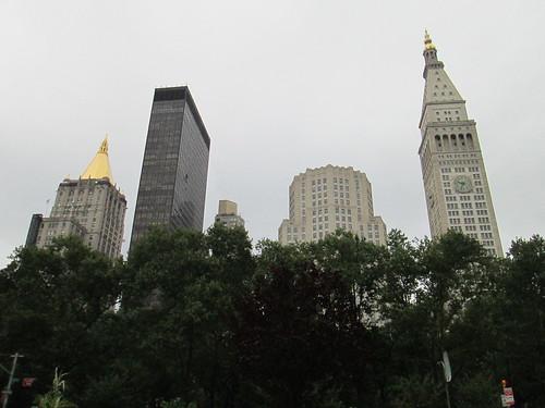 Madison Square Park, NYC. Nueva York