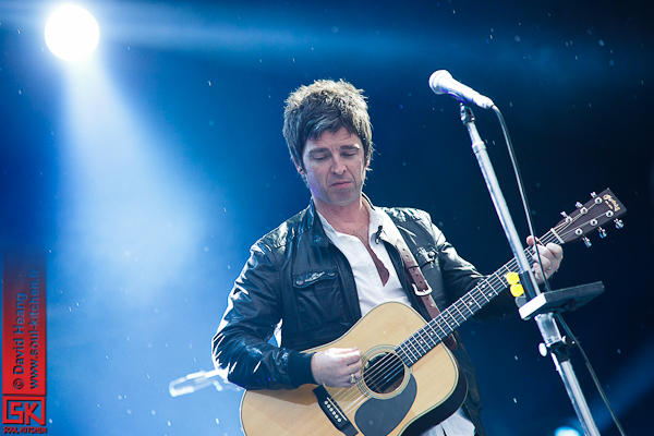 Noel Gallagher's High Flying Birds @ Musilac 2012