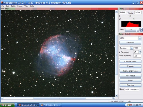 M27 - screen capture by edhiker