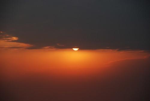 sky birds sunrise reflections boats fishermen 2012 july7th mygearandme munyonolake