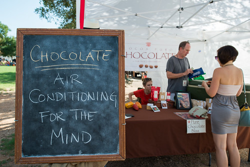CHOCOLATE - AIR CONDITIONING FOR THE MIND