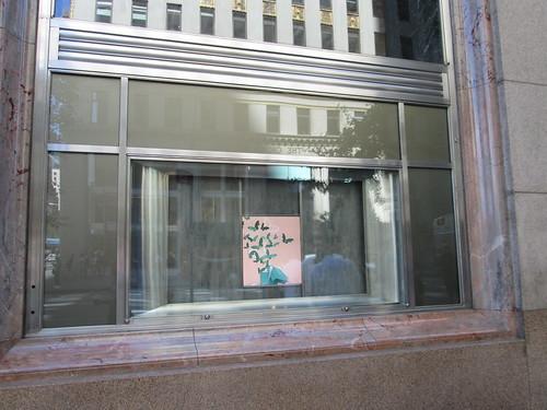 Tiffany, escaparate. 5th. Ave., NYC. Nueva York