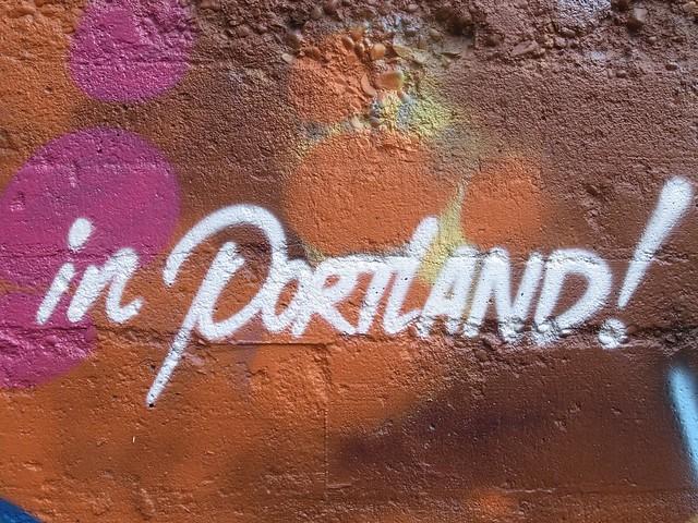 in Portland!