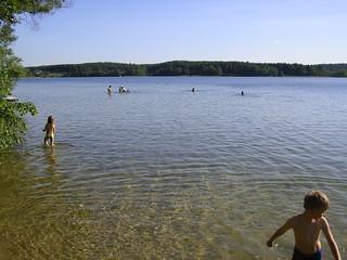 Lithuania, lakes